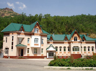Mountain resort Aktashsay